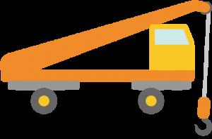 location camion grue en île de France